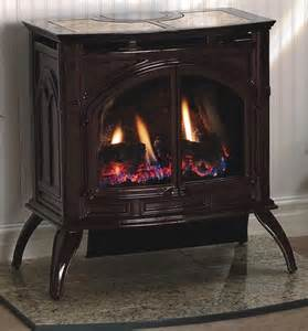 empire heritage direct vent cast iron stove compact