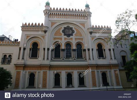 moorish revival architecture wikipedia czech republic prague spanish synagogue moorish revival
