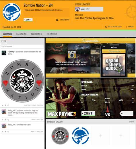 create any crew emblem for gta v online fiverr