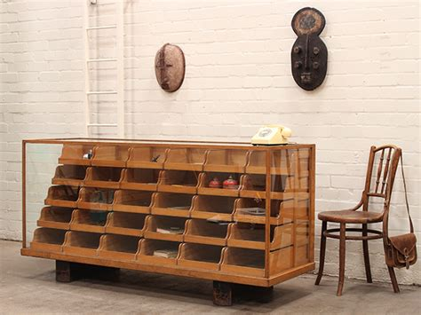 haberdashery cabinet for sale vintage haberdashery shop display cabinet by heggie and