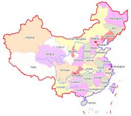 China Province Map by Province Map China City Map Map Of Guangxi Province China
