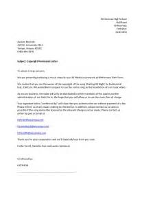 Permission Letter by Waiting All Copyright Permission Letter