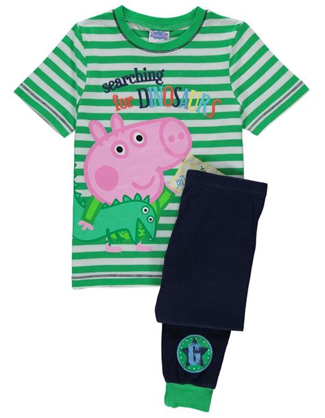 peppa pig dressing gown and slippers peppa pig george pig pyjama set george pig and pyjama sets