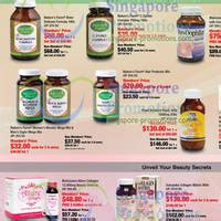 Royal Collagen Cappuccino nature s farm monthly promotion offers 25 apr 31 may 2013