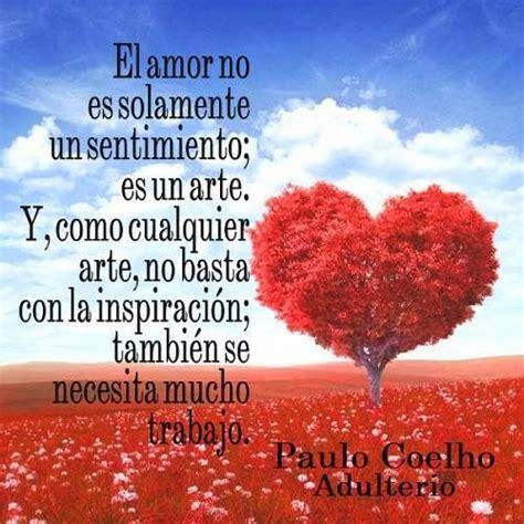 el amor  es solamente  sentimiento es  arte