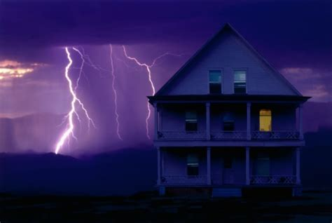 lightning hits house what if lightning strikes your house