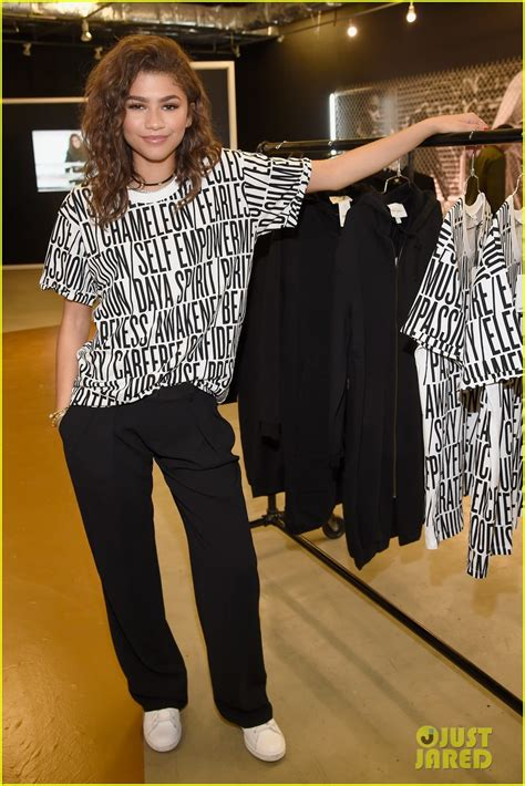 To Launch Clothing Line by Zendaya Launches Clothing Line Today In New York