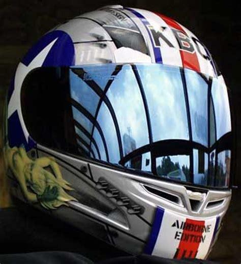 Helm Kbc Racing kbc airborne helmet artistic saver