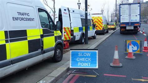 dvsa  carry  lorry emission checks