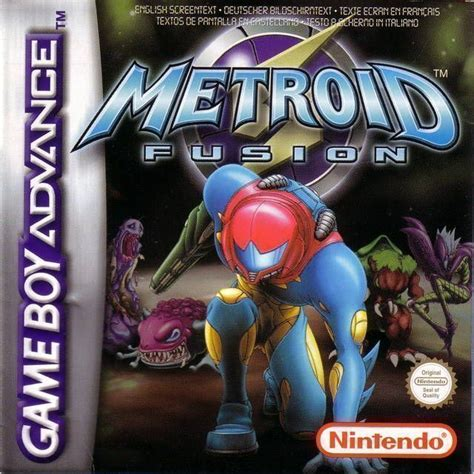 telecharger metroid fusion