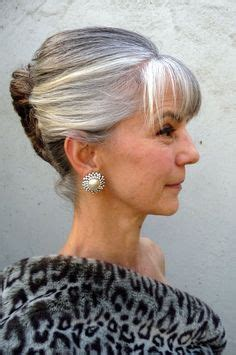44 years old and 75 grey hair 5144 best style for women over 40 images on pinterest 40