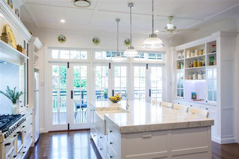 Over Island Kitchen Lighting by Hampton Kitchen Design By Makings Of Fine Kitchens Amp Bathrooms