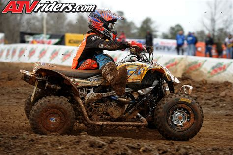 where can i ama motocross itp s josh creamer second at 2013 ama atv mx season opener