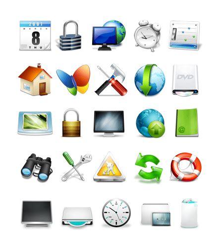 iconos para escritorio windows 7 instalar iconos en windows vista iorigen