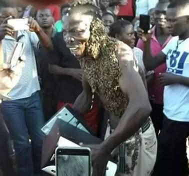 (photos) bees attack thief who stole woofer fow 24 news