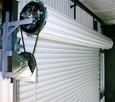 Overhead Roll Up Doors Medium Duty Service Door Fills A Market Need