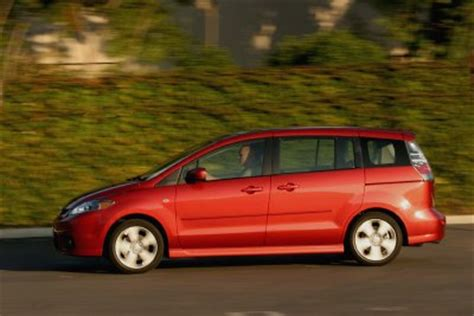 2007 mazda5 touring review