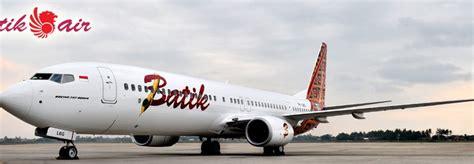 batik air indonesia contact batik air layani penerbangan menuju kinabalu info