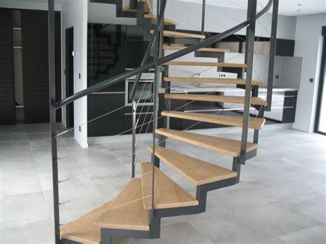 escalier metallique limon debillarde
