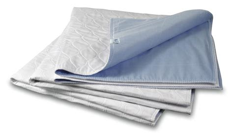 absorbent bed pads extra absorbent underpads washable reusable incontinence