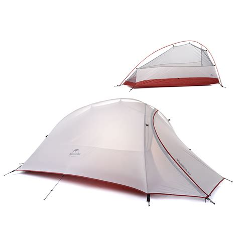 Light Weight Tents by Naturehike 1 Person Tent Layer Cing Tent