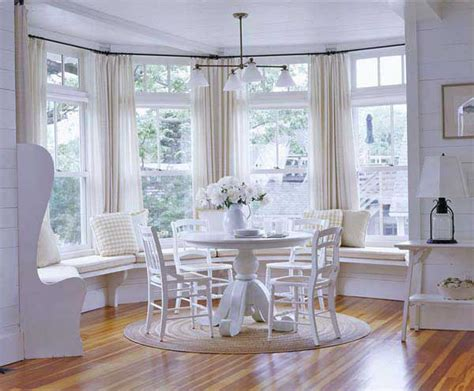 Window Treatment Ideas For Bay Windows Decorating Ideas For Treating A Bay Window Behome
