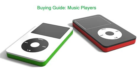musis mp mp3 player buying guide ebuyer blog