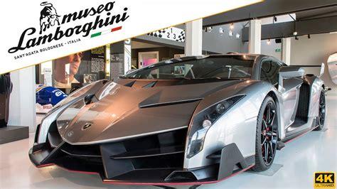 Lamborghini Museum Italien by Lamborghini Museum Tour Veneno Urus Asterion