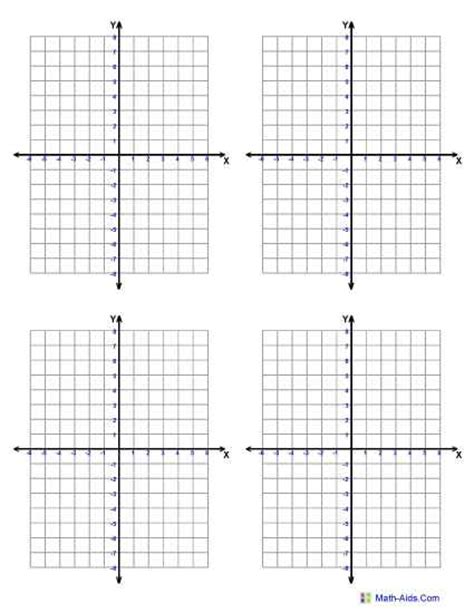 printable graph paper with coordinate plane free worksheets 187 blank graphing worksheets free math
