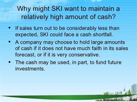 Why You Want To Do Mba In Finance Question by Working Capital Management Ppt Bec Doms Mba Finance