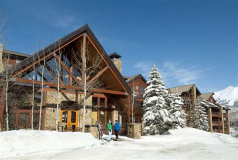 Cabins In Telluride by Telluride Alpine Lodging Telluride Co Resort Reviews
