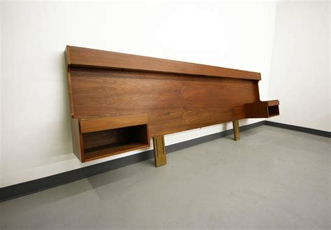 king size headboard with lights teak king size headboard with lights and floating