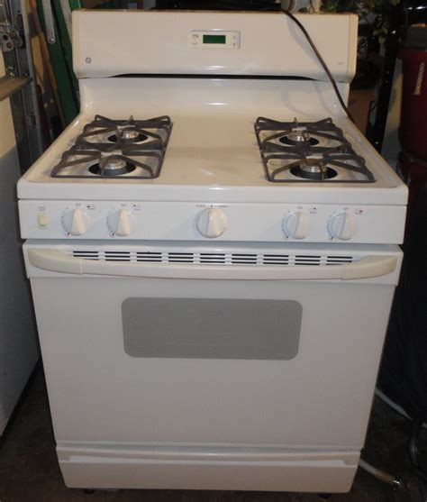 Oven Gas Manual ge xl44 gas stove images