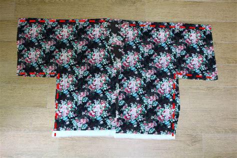 pattern to make a kimono diy 1 hour kimono cardigan peabrain diy