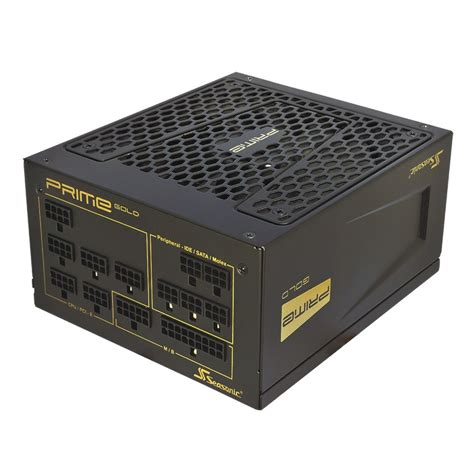 Seasonic Prime Ultra Gold 850gd 850w Modular seasonic prime gold 850w 80 plus gold modular