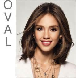 oval face shape haircuts www imgarcade com online