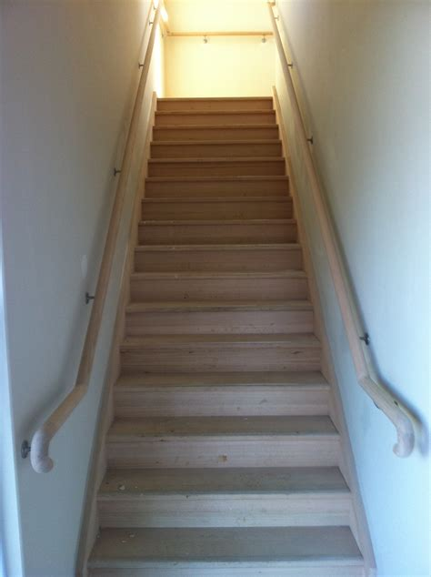 Timber Handrail Balustrade