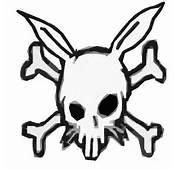 Evil Skull And Crossbones Drawings Car Tuning