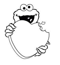 love monster coloring pages 1000 images about boy cakes on pinterest basketball