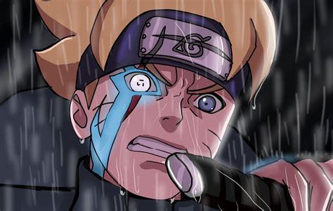 boruto best fight boruto 2 manga sarada uchiha