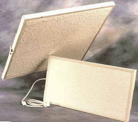 Water Radiant Heat Wall Panels Different Types Of Home Heating Systems