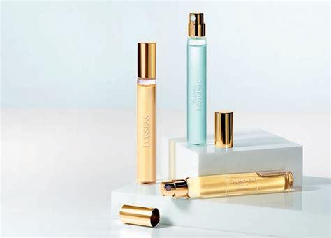 Parfum Serene Oriflame fragrance sprays in travel size