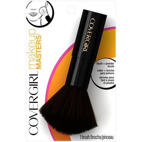 Powder Brush 1 Pc covergirl makeup masters blush and powder brush 1 pc
