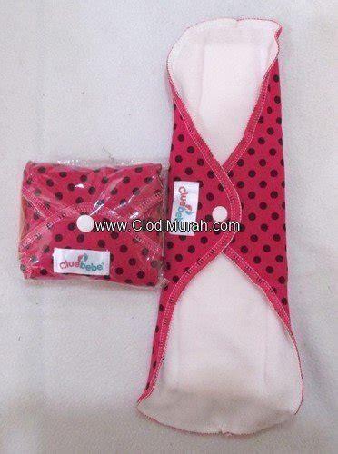 Promo Pantyliner Ztwo Pembalut Kain Cuci Ulang pembalut kain cuci ulang cluebebe grosir retail clodi perlengkapan bayi murah