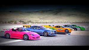 Fast And Furious Race Forza 6 Fast And Furious Supra Skyline Gt R S2000