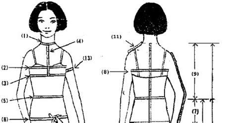 Celana Kerja Kantong Bobok cara mengambil ukuran pola baju wanita dewasa danitailor