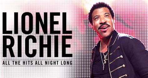 Richie Now Wasting Away In The Uk by Lionel Richie Uk Tour 2015