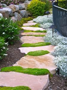 unique garden paths and walkways always in trend