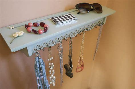 diy necklace holder someday i ll learn