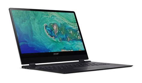 Laptop Acer Slim Agustus ces 2018 acer unveils new 7 nitro 5 gaming laptop
